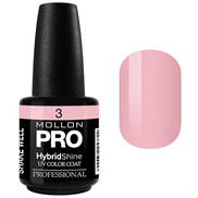 Hybrid Shine UV gellak - 03 Rose