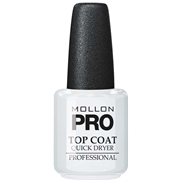 MOLLON PRO Top Coat Quick Dryer - 15 ml.
