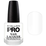 Hardening Nail Lacquer - Snow White 01